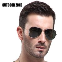 aviator camps - outdoor camping hiking classic commander men s polarized glasses goggles Aviator sunglasses cycling glasses