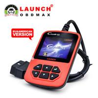 american jaguar - Launch X431 CReader s Generic OBDII Code Reader Scanner EU American Version Launch CReader VI Plus