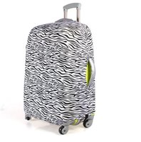 Wholesale Factory Travel Luggage Protect Cover Zebra terms Suitcase Cover for inch Case Pic for Set
