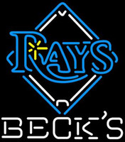 becks light beer - New Becks Rays Glass Neon Sign Light Beer Bar Pub Sign Arts Crafts Gifts Lighting Size quot