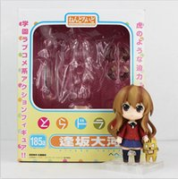 aisaka taiga figure - TIGER DRAGON Taiga Aisaka PVC Action Figure Toy Colletable model toy for kids gift high quality