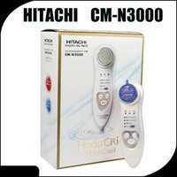 Wholesale HITACHI CM N3000 Hada Crie Cool Facial Moisture Skin Cleansing Massager Skin Care Device vs CM N2000 Nuface PMD Mia