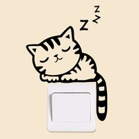 Wholesale Kitty Gogo Switch Subsidies Notebook Subsidies Closestool Subsidies Mobile Phone Pictures On Match Box Wall Sticker