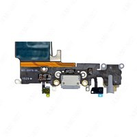 Wholesale OEM Replacement for iPhone S Headphone Jack with Lightning Connector Flex Cable Grade AAA