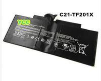 Wholesale New genuine orgininal C21 TF201X battery for ASUS Transformer Pad TF300T TF300TG TF300TL Series laptop v wh free ship