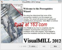 Wholesale Discouting New arrival Cheap axis D D cnc programming software VisualCAD VisualMILL7 version