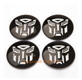 Wholesale 12set automotive wheel center cap labeling for car logo wheels modified labeling mix order available