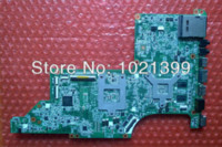 Wholesale 605497 Laptop motherboard for hp DV7 AMD Non Integrated fully tested days warranty Motherboards