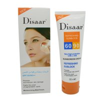 Wholesale disaar sunscreen cream SPF moisturizing skin protect sunblock g face care prevents skin damage remove pigmention spots