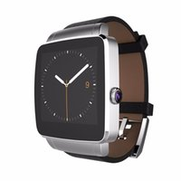 apple iphone facebook - Bluetooth Smart Watch X6S Smartwatch suitable facebook twitter sport watch For Apple iPhone Android Phone FM Support SIM Card