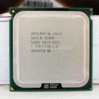 al por mayor servidor xeon de cuatro núcleos-Xeon E5410 original, INTEL XEON E5410 Procesador (2.33GHz / 12MB / 1333MHz / Quad Core) Servidor CPU servidor cpu átomo cpu atom cpu