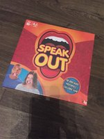 Wholesale Newest Speak Out Game KTV party newest best selling toy Speak Out Game Best Selling Board Game Interesting Party Game