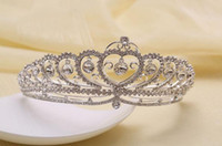 crowns and tiaras - Rhinestone Quinceanera Tiaras and Crowns New Arrival for Wedding Accessories