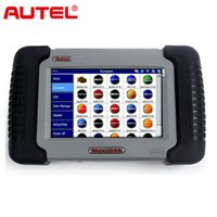 Wholesale Multi Language Auto Diagnostic Scanner Original Autel MaxiDAS DS708 online update free ready year warranty ready stock