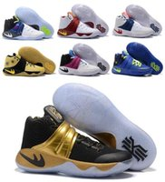 Wholesale New Kyrie Basketball Shoes Hot Men Kyrie Irving II Signature Sneakers Boots Basketball Shoes