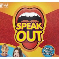 Wholesale NEW Speak Out Game KTV party newest best selling toy speak out card games in stocks