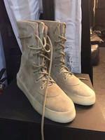 wholesale versión Kanye West estación 2 impulso, alta zapatilla de deporte del calzado, zapatos de moda, hombres y mujeres botas zapatos venta caliente 750 impulso