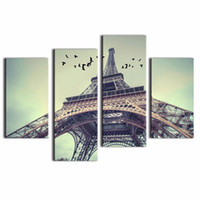 architecture buildings pictures - LK498 Architectures Modern Panels Giclee Canvas Prints Europe Buildings Black and White Landscape Pictures Paintings on Canvas Wall Art F