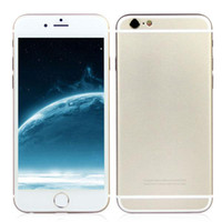 Wholesale 1 i6s original Goophone cell phones Octa Core mobile phone Android Smartphone GB RAM GB ROM Finger print unlock