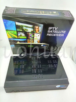 Wholesale New ali full hd satellite receiver youtube iptv G decoder best hd fta receiver globo HD405 with IPTV IKS