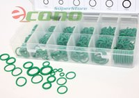 Wholesale 18 Popular Size AC O Ring Assortment pc Hydrogenated Nitrile Butadiene Rubber
