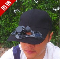 ad fan - The sun bring rechargeable battery lithium battery fan cap Sun hat Sun hat cap cap ads