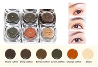 Wholesale High Quality Eyebrow Eyeliner Permanent Makeup paste Pigment ml Bottle colors available replace goochie paste