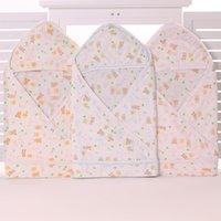 bamboo receiving blanket - Summer Bamboo Fiber Baby Bath Envelop Newborn Receiving Blankets Fashion