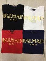 basic t shirt designs - 2016 Brand New Basic Black T Shirt Design PARIS MEN S T SHIRT PRINT Large NWT M L XL XXL XXXL