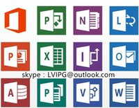 Wholesale Hot selling office2016 and office2013 office2011 office2010 office HB HS PRO for MAC WIN KEY Activation Code