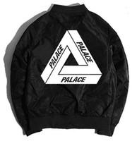 air force college - palace ma1 bomber jacket men air force nasa kanye west jacket college coats military pilot jackets streetwear jaqueta masculina