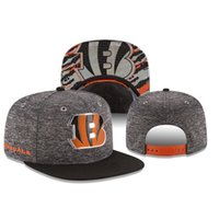 bengals hats - Cincinnati Snapback Bengals Adjustable Football Snap Back Hats Black Hip Hop Snapbacks High Quality Players Sports Hats for Men Women A062