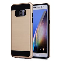 Wholesale for samsung Galaxy Note S7 Plus Edge S6 Edge iPhone7 P Plus S Plus Phone Case Cover Shockproof Mobile Protective Sleeve