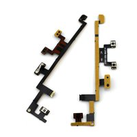 Wholesale Replacement Displace New Power On Off Switch Volume Flex Ribbon Cable for ipad rd gen KYJ72