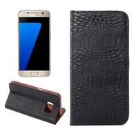 attraction card - Matt Crocodile Leather Strong Magnetic Attraction Automatic Mobile Phone Card Holder TPU For Samsung Note5 SCJT722_35