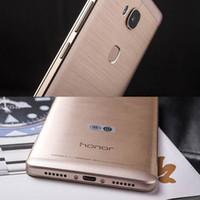 <b>Huawei</b> Honor 5X Snapdragon 616 Octa Núcleo FDD LTE 4G 13.0MP 5.5 pulgadas 1080P FHD Android 5.1 1080P Teléfono móvil