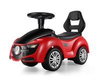 Wholesale 3 years old music colorful four wheel CCC certification swing buggy ride on car