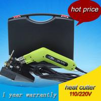 aluminum cutters - TOPLINK large Electric Hot Knife Foam Cutter Heat Wire Grooving Cutting Tool
