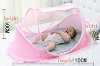 Wholesale 2016 New Chinese Enviroment Installtion free Baby Mosquito Net Mongolian Yurt Net for Baby Indoor and Outdoor