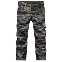 Wholesale New Outdoor men ski pants Camouflage snowboard pants snow pants trousers Sport Hiking waterproof windproof warm Breathable