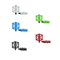 Wholesale Ultra light MTB Road Bicycle Bike Pedal Slip resistant Aluminum Alloy Ball Bearing Pedals
