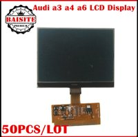 Wholesale 2016 Price for audi lcd Display Repair for Audi vw A3 A4 A6 VDO Volkswagen Display for vdo lcd