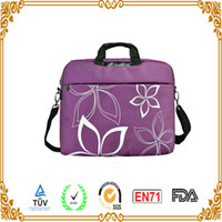 Wholesale 2016 customized dx600d polyester university leisure shoulder computer bag in xiamen china