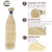 Cheap European Blond 613 Best White Blonde Straight