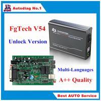 For Mitsubishi auto tech toyota - Newest FGTech V54 Galletto Master Support BDM Full Function Fg Tech V54 Auto ECU Chip Tuning BDM TriCore OBD FG TECH Free Ship