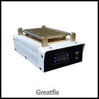 Wholesale 2016 LCD Repair machine Built in Vacuum Pump LCD Separator machine for max inch LCD screen panel refurbish