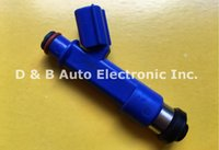 Wholesale 4pcs Japan Original Fuel Injectors Nozzles For Toyota Yaris