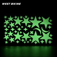 Wholesale 5 Pieces Bicycle Optical Storage Stickers Reflective Sticker Mountain Bike Warning Strips Reflecting Material Cycling Spoke