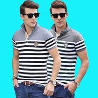 Wholesale summer men shirt famous fashion casual short sleeve camisas masculinas hombre man top cotton plus