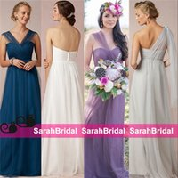 Wholesale 2016 Annabelle Jenny Yoo Bridesmaid Dresses Different Style China Convertible Multi Way Bridal Party Gowns for Weddings Guest Formal Wear